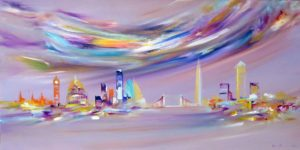 97737-Commission-Abstract-Cityscape-Artist-London